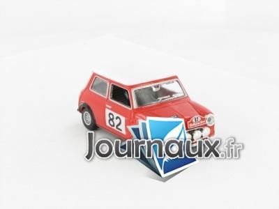 Mini Cooper, N°82, Rallye Monte Carlo