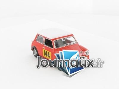 Mini Cooper N°144, Rallye Monte Carlo