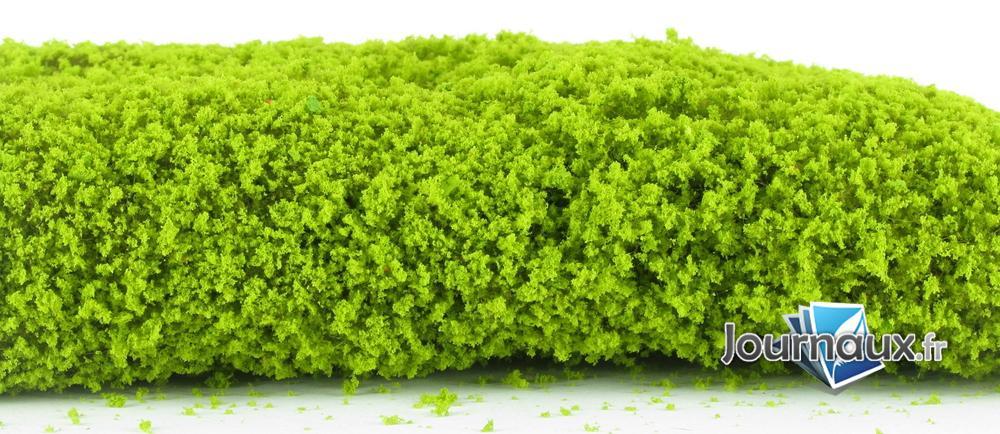 Tapis vert clair