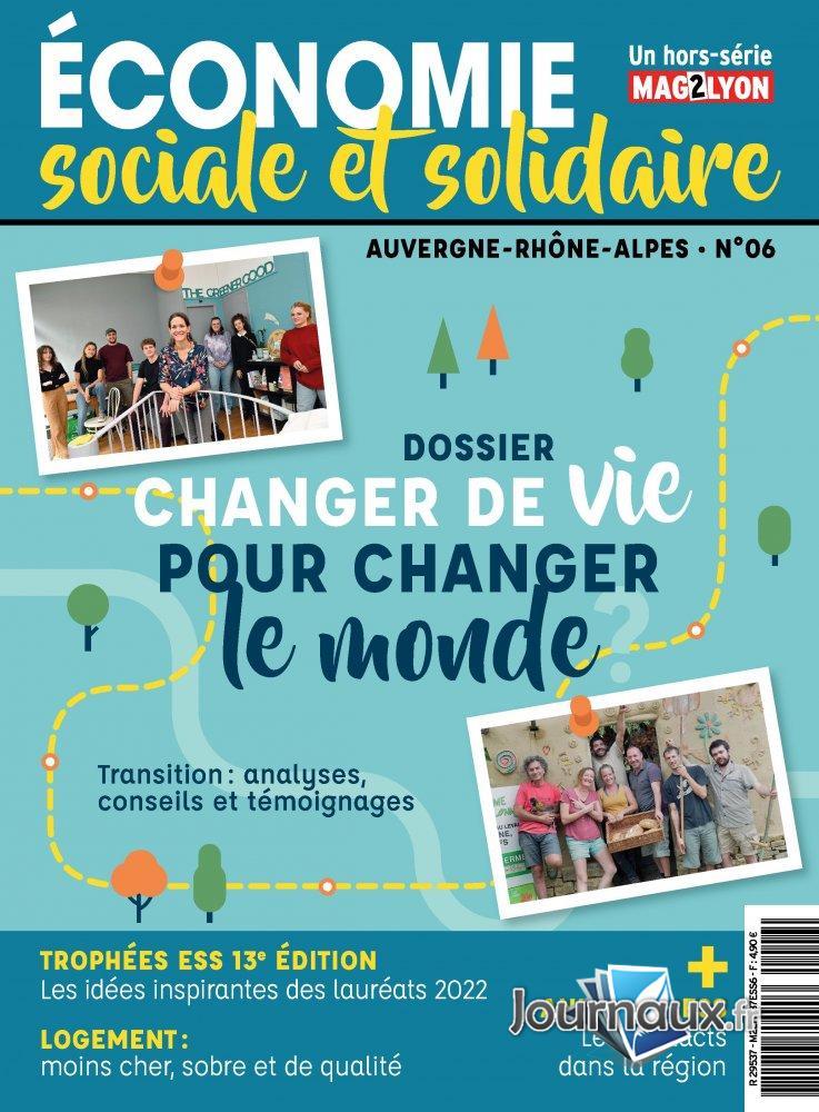 Mag2Lyon Hors-série - Économie Sociale et Solidaire