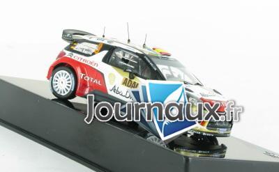 Citroën DS3 WRC  Winner Rally Germany 2013