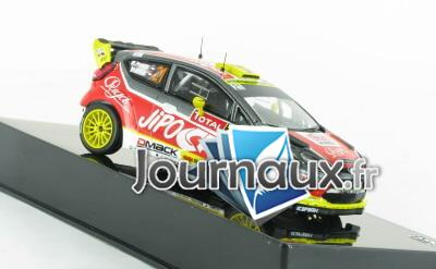 Ford Fiesta RS WRC 21 Rally Monte Carlo 2013