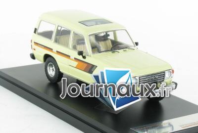 Toyota Land Cruiser Beige - 1982