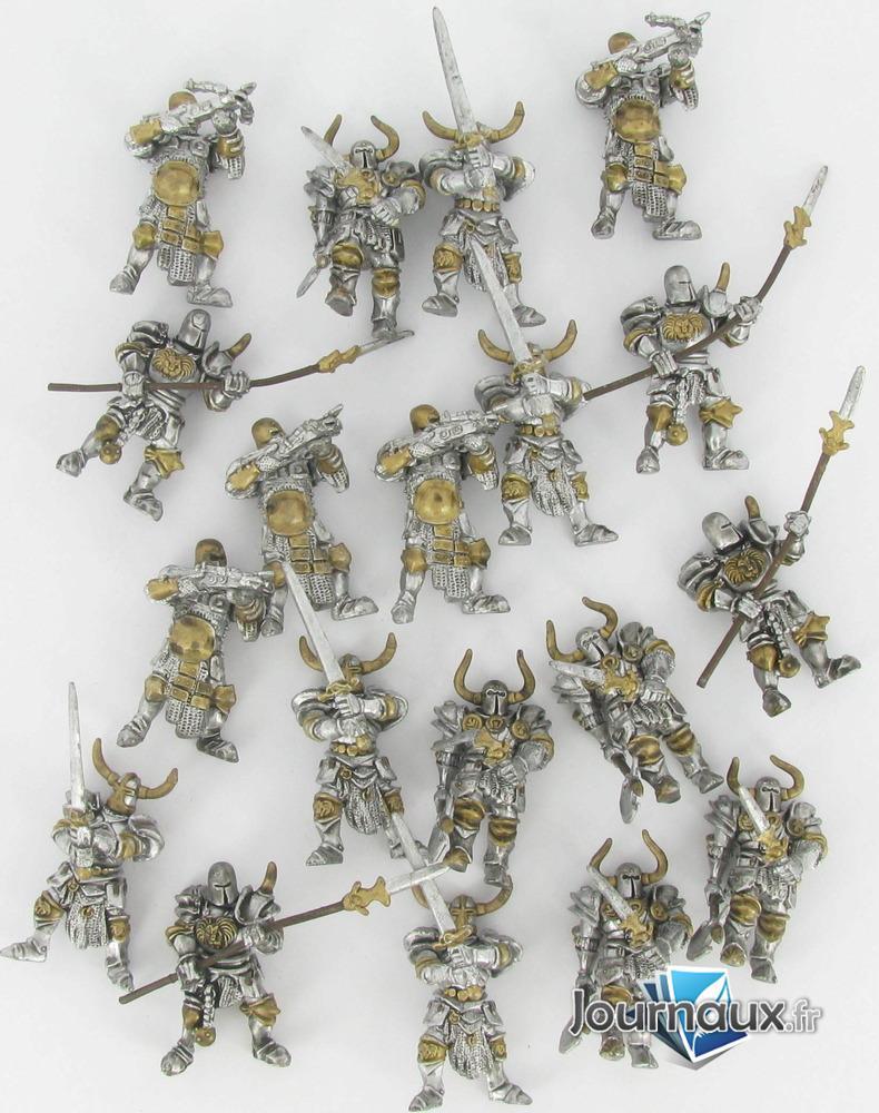 Tubo Armée Guerriers