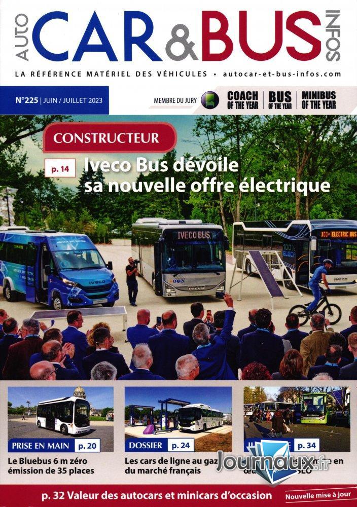 Autocar & Bus infos