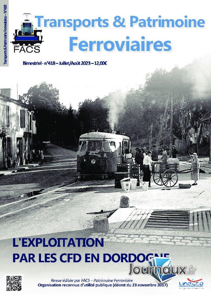 Transports & Patrimoine Ferroviaires