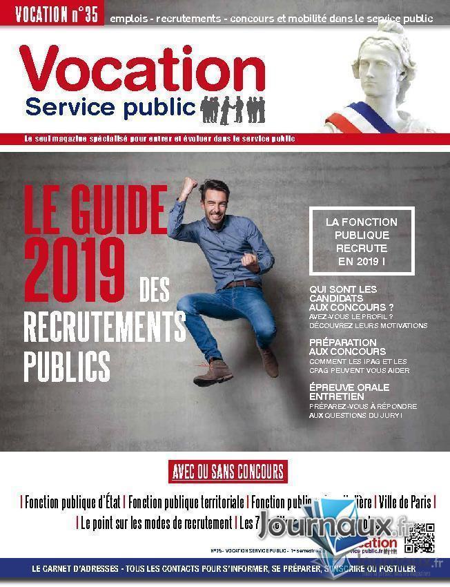 Vocation Service Public