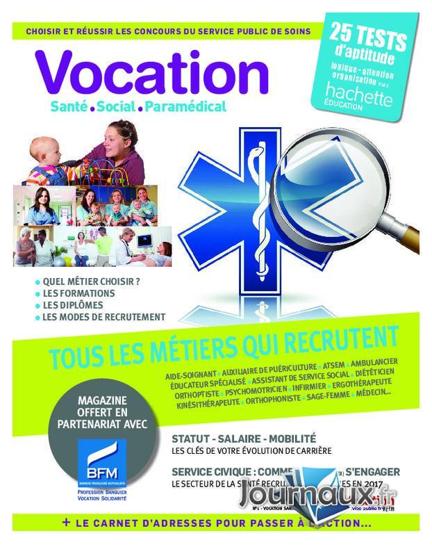 Vocation Santé - Social - Paramédical