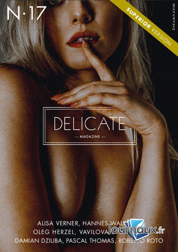 Delicate Magazine Version Supérieur