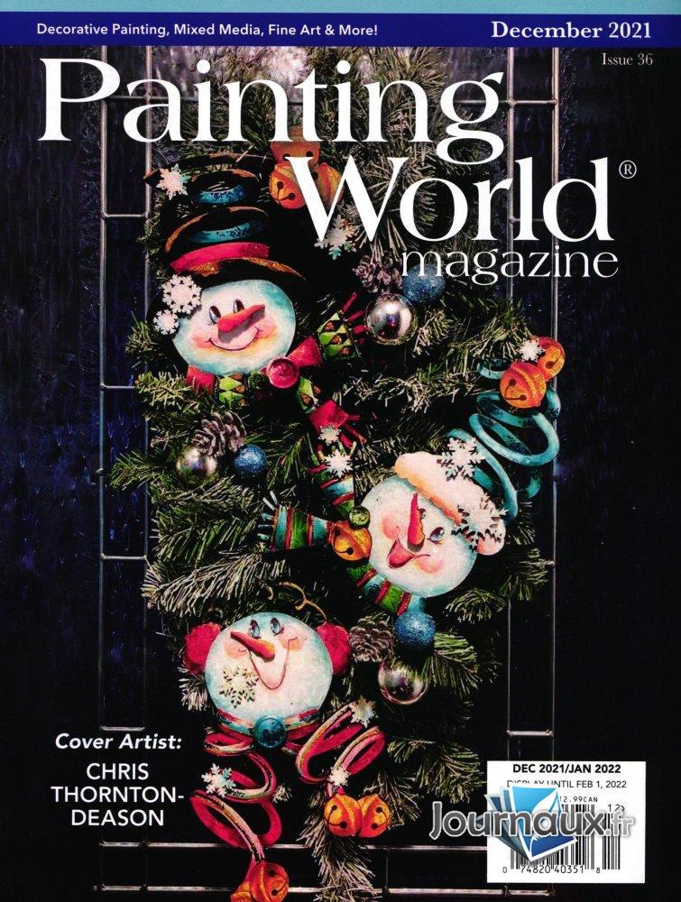 Painting World Magazine USA