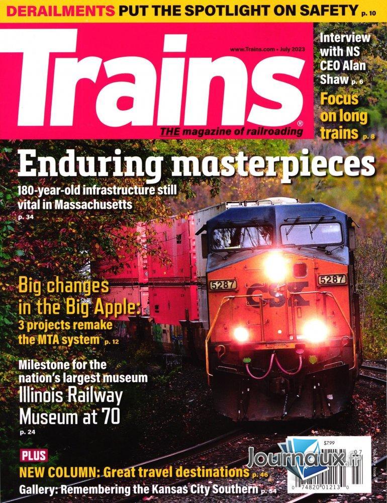 Trains USA