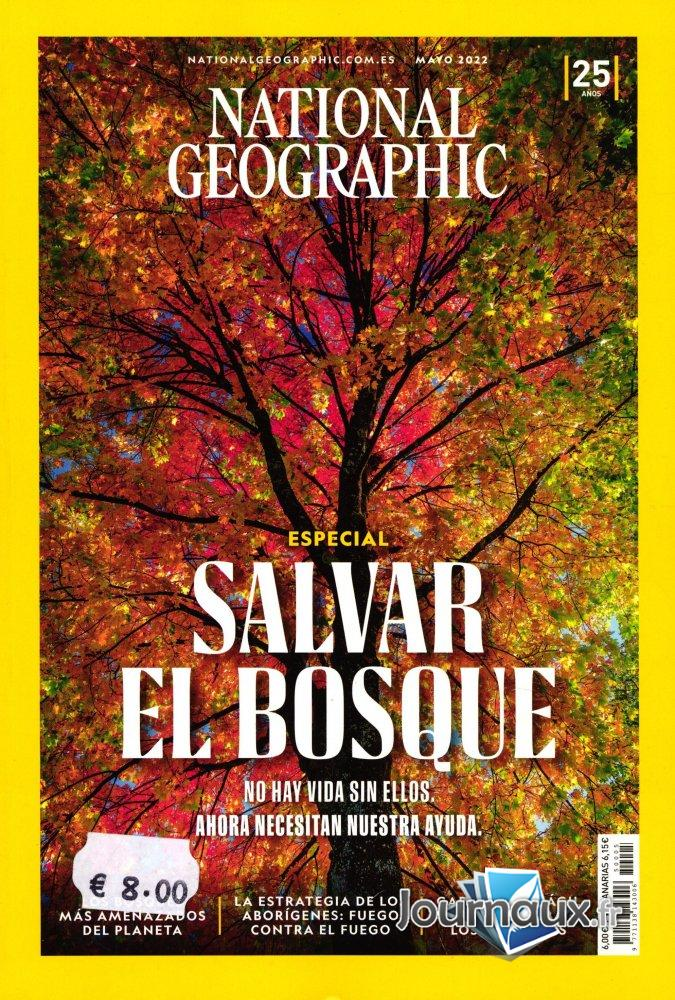 National Geographic (Espagne)