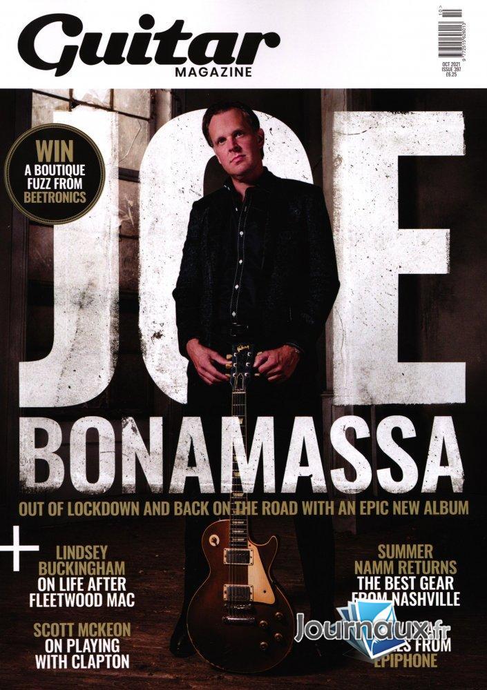 Guitar & Bass Magazine GB