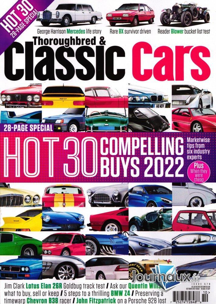 Thoroughbred & Classic Cars (GB)