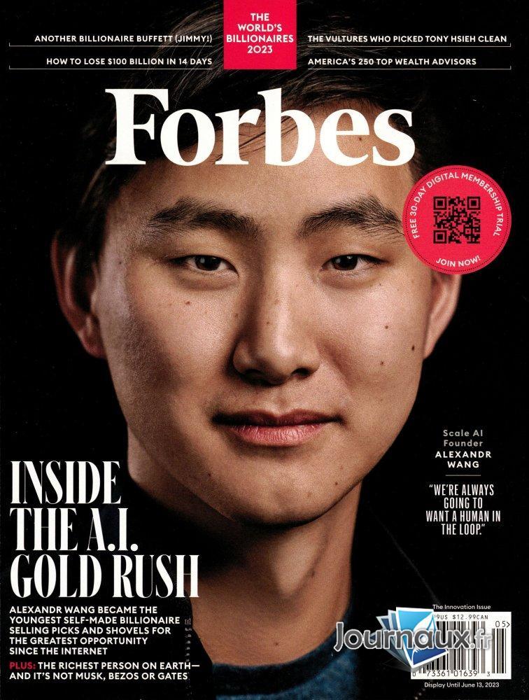 Forbes USA Hors-Série