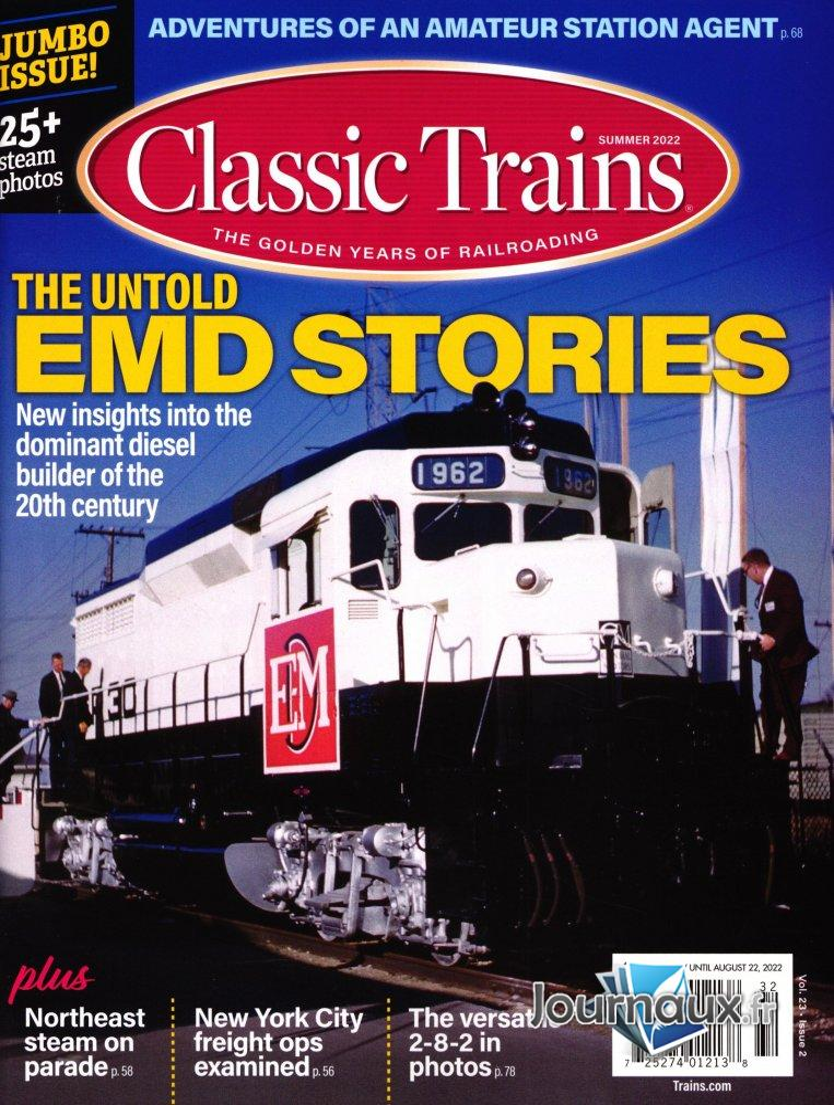 Classic Trains USA
