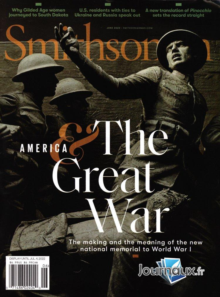 Smithsonian Mag USA