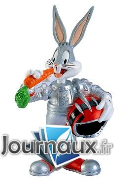 Bugs Bunny astronaute