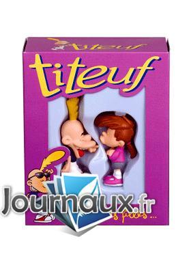 Coffret Titeuf et Nadia