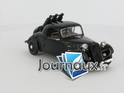 Traction Faux-Cabriolet 7C - gaz de ville -1937-
