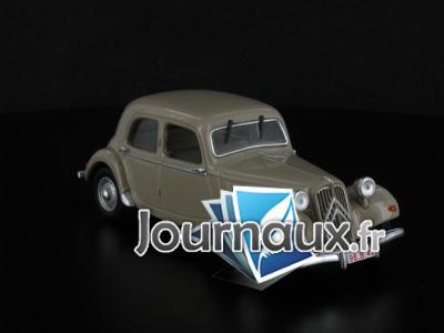 Traction 11 BL Belge - 1951 -