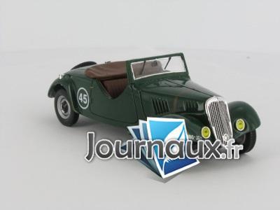 Traction Roadster 11 AL Pouderoux 1936