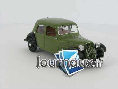 Traction 11 BL 1939 - Armée Française