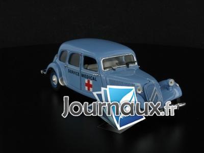 Traction 11 C Ambulance 1954