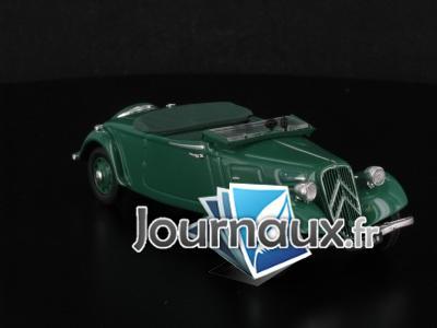 Traction 11 BL Cabriolet de 1938