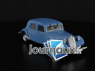 Traction 15 six berline belge -1949-