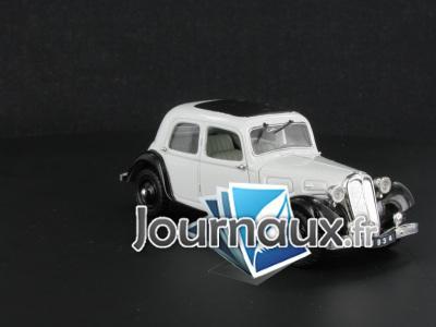 La Traction 7A de 1934