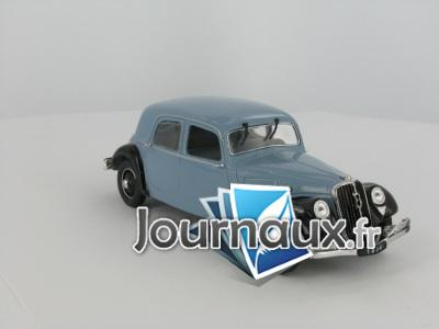 Traction 22 Berline - 1934-