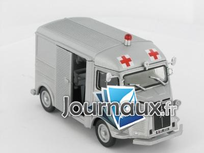 Type HE-IN Ambulance Militaire -1968-