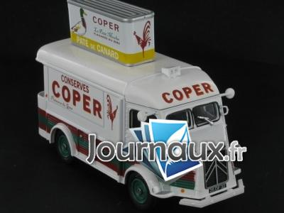 Type HY conserves Coper -1962-