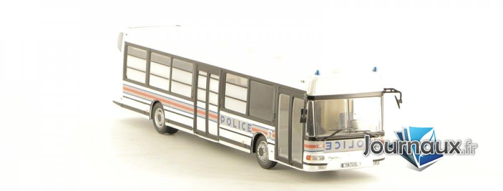 L'Irisbus Agora Police Nationale
