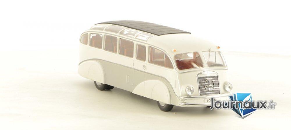 Le Mercedes-Benz LO 3100 1936