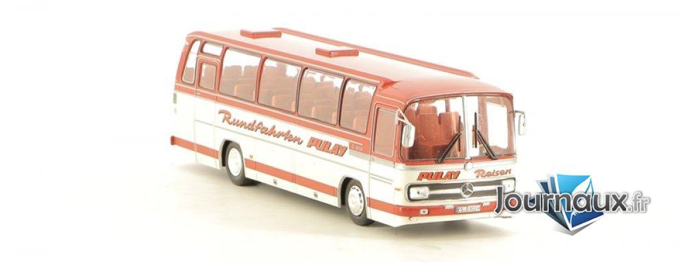Le Mercedes-Benz O 302 - 1972