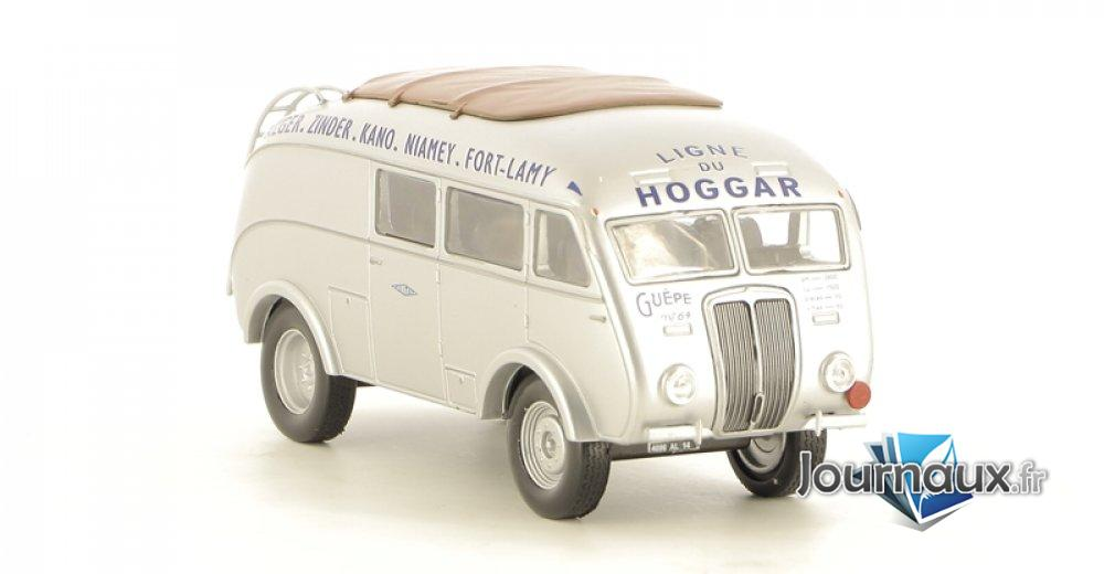 Le Renault AGP - 1937
