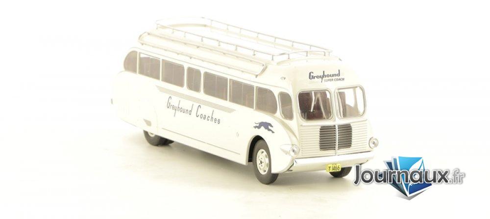 Le Ford Super Coach Greyhound 1937