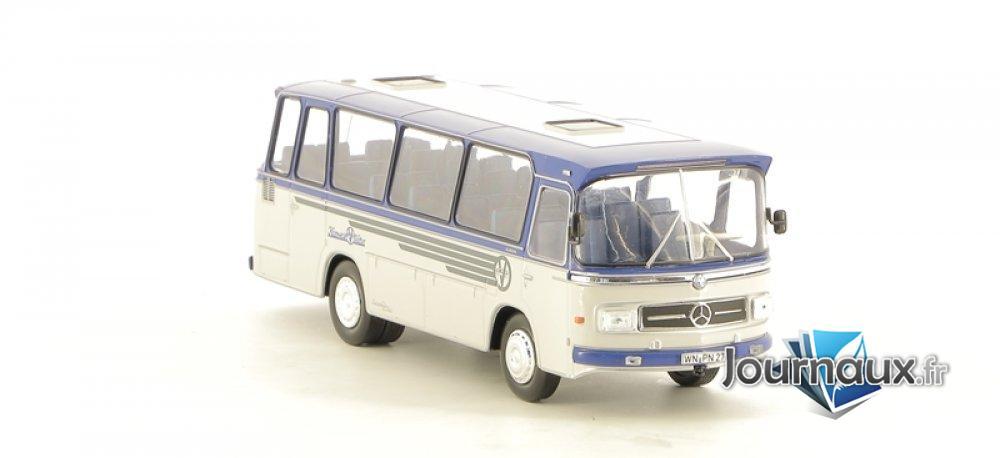 Le Mercedes-Benz 0 321HL