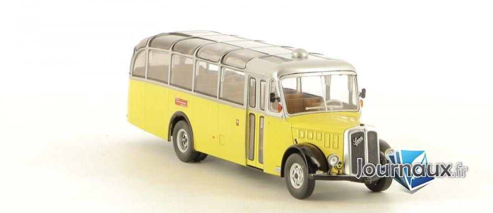 Le Saurer L4C - 1949