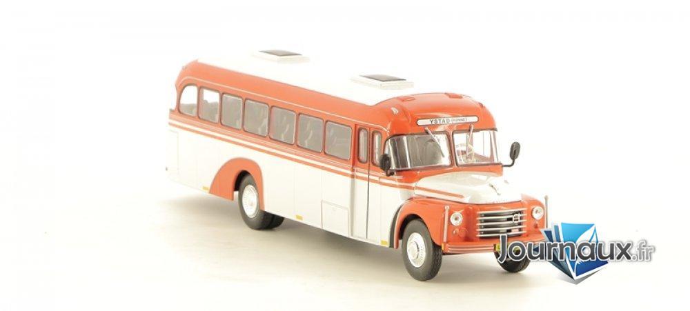 Le Volvo B375 de 1957