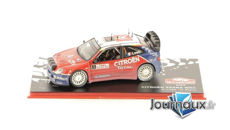 Citroën Xsara WRC 2005 ( Sébastien Loeb)