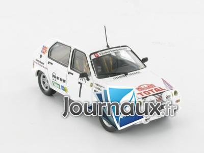 Citroën Visa 1000 Pistes -1985-