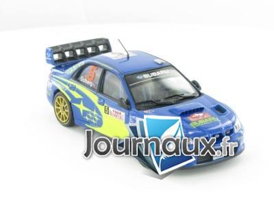 Subaru Impreza WRC -2008-