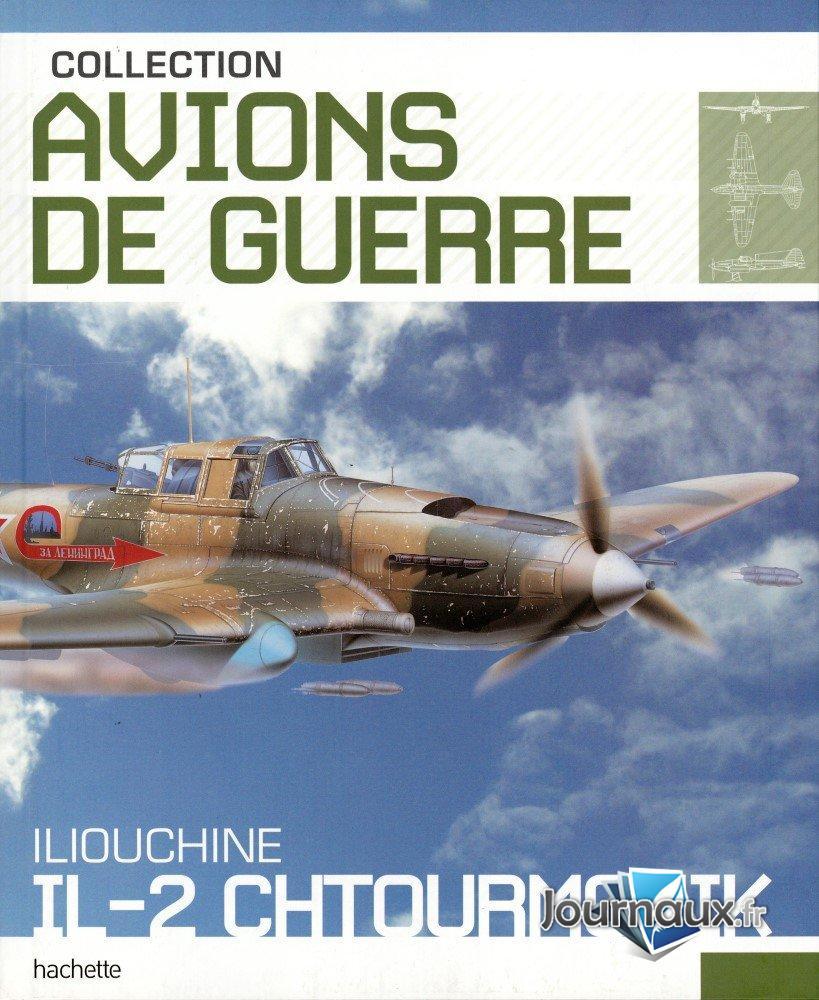 16- Iliouchine IL-2 Chtourmovik