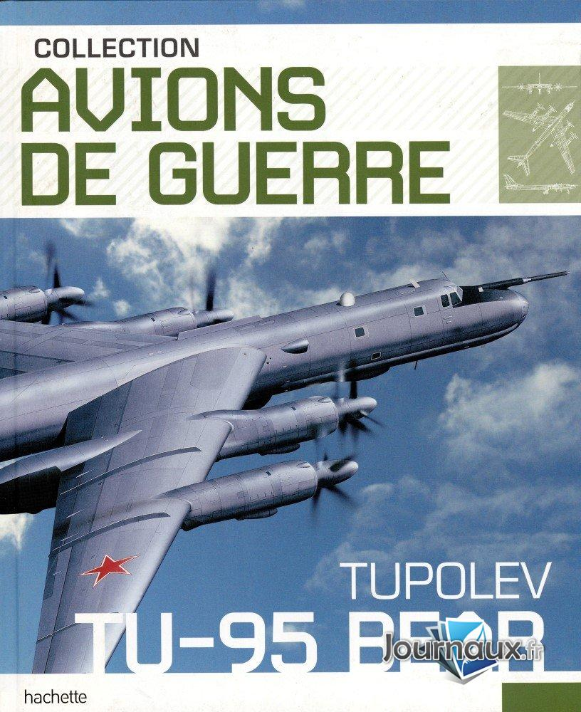33 - Tupolev TU-95 BEAR