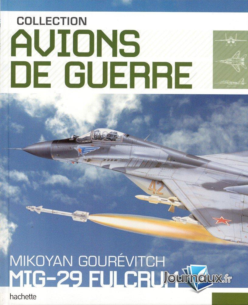 55- Mikoyan Gourévitch Mig-29 Fulcrum