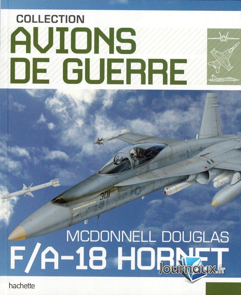 56- McDonnel Douglas F/A- Hornet