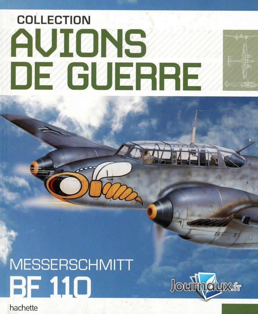 13- Messerschmitt BF 110